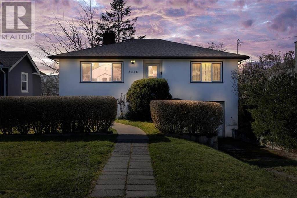 House for sale at 3316 Aldridge St Victoria British Columbia - MLS: 423185