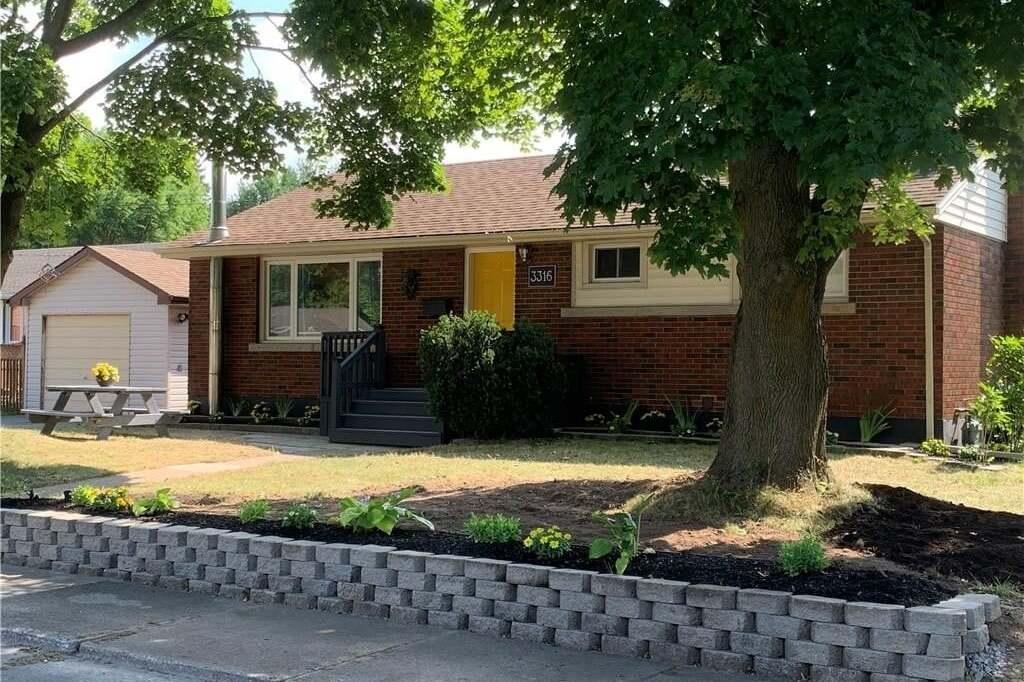 House for sale at 3316 Mclaren Ct Niagara Falls Ontario - MLS: 30824657