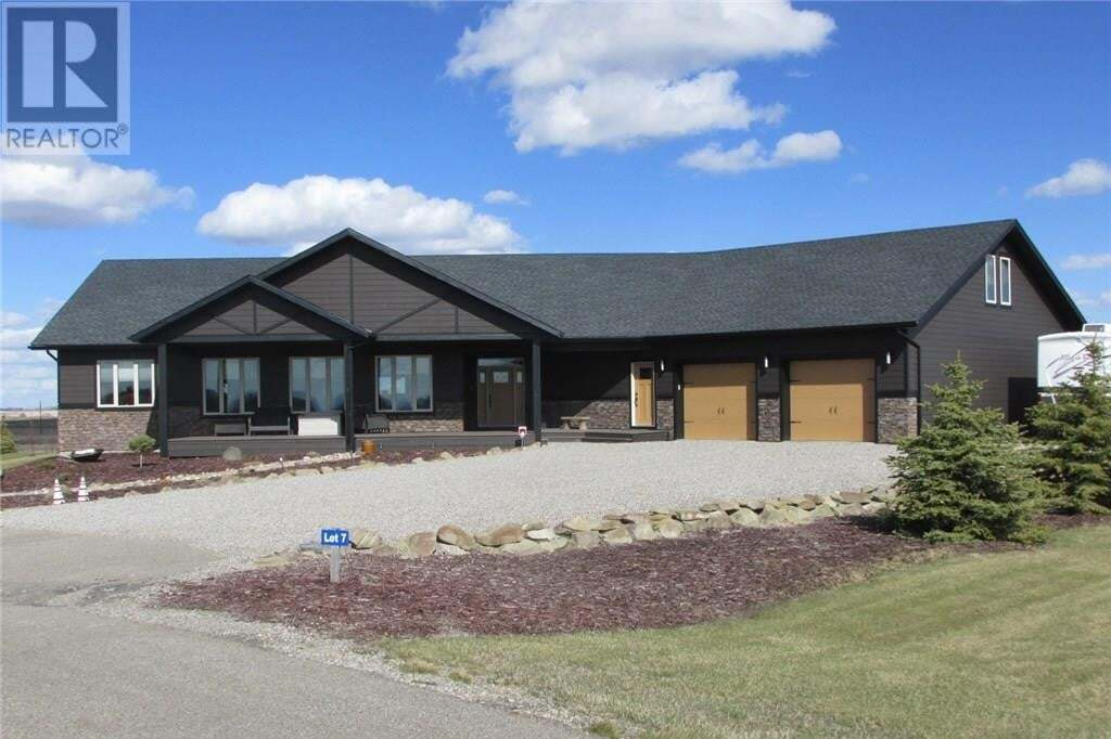 House for sale at 33173 Range Road 23  Rural Mountain View County Alberta - MLS: CA0131383