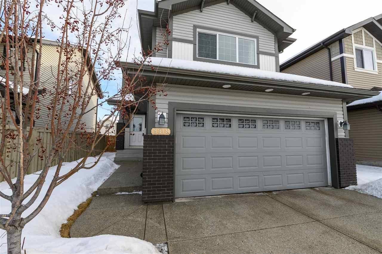 House for sale at 3318 Abbott Cres Sw Edmonton Alberta - MLS: E4190250