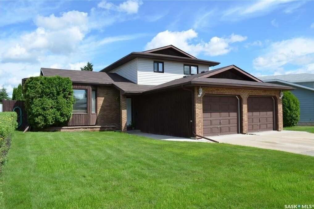 House for sale at 3318 Eagle Cres Prince Albert Saskatchewan - MLS: SK816885