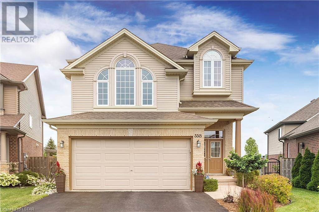 House for sale at 3318 Georgeheriot Ln London Ontario - MLS: 217098