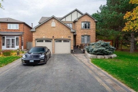 House for sale at 3318 Huxley Dr Mississauga Ontario - MLS: W5001930