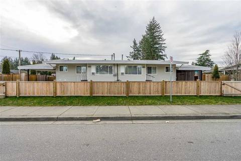 Townhouse for sale at 33186 Brundige Ave Abbotsford British Columbia - MLS: R2350472