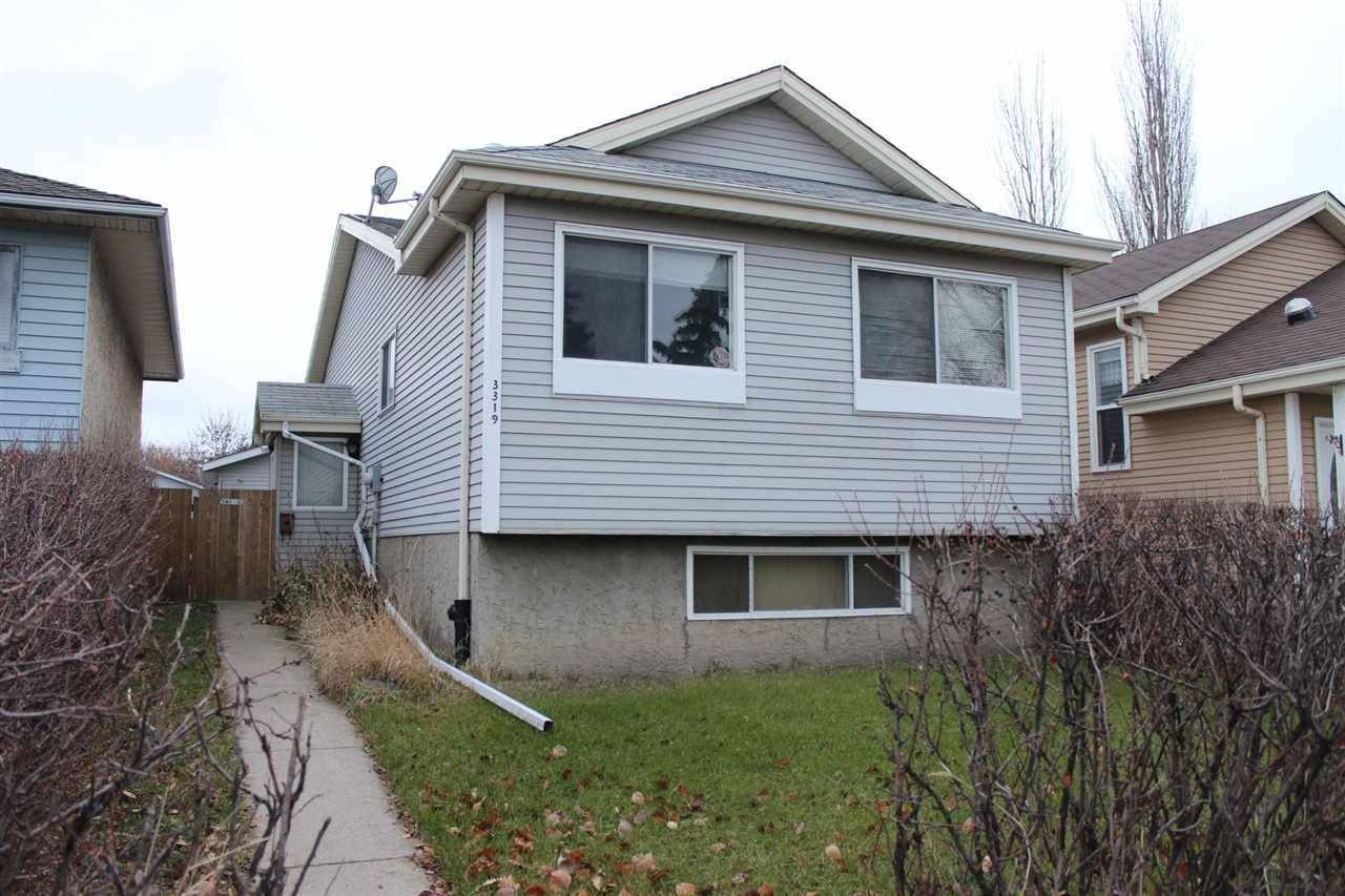 House for sale at 3319 48 St Nw Edmonton Alberta - MLS: E4180379