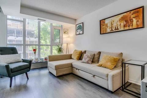 Apartment for rent at 38 Grand Magazine St Unit 332 Toronto Ontario - MLS: C4485699