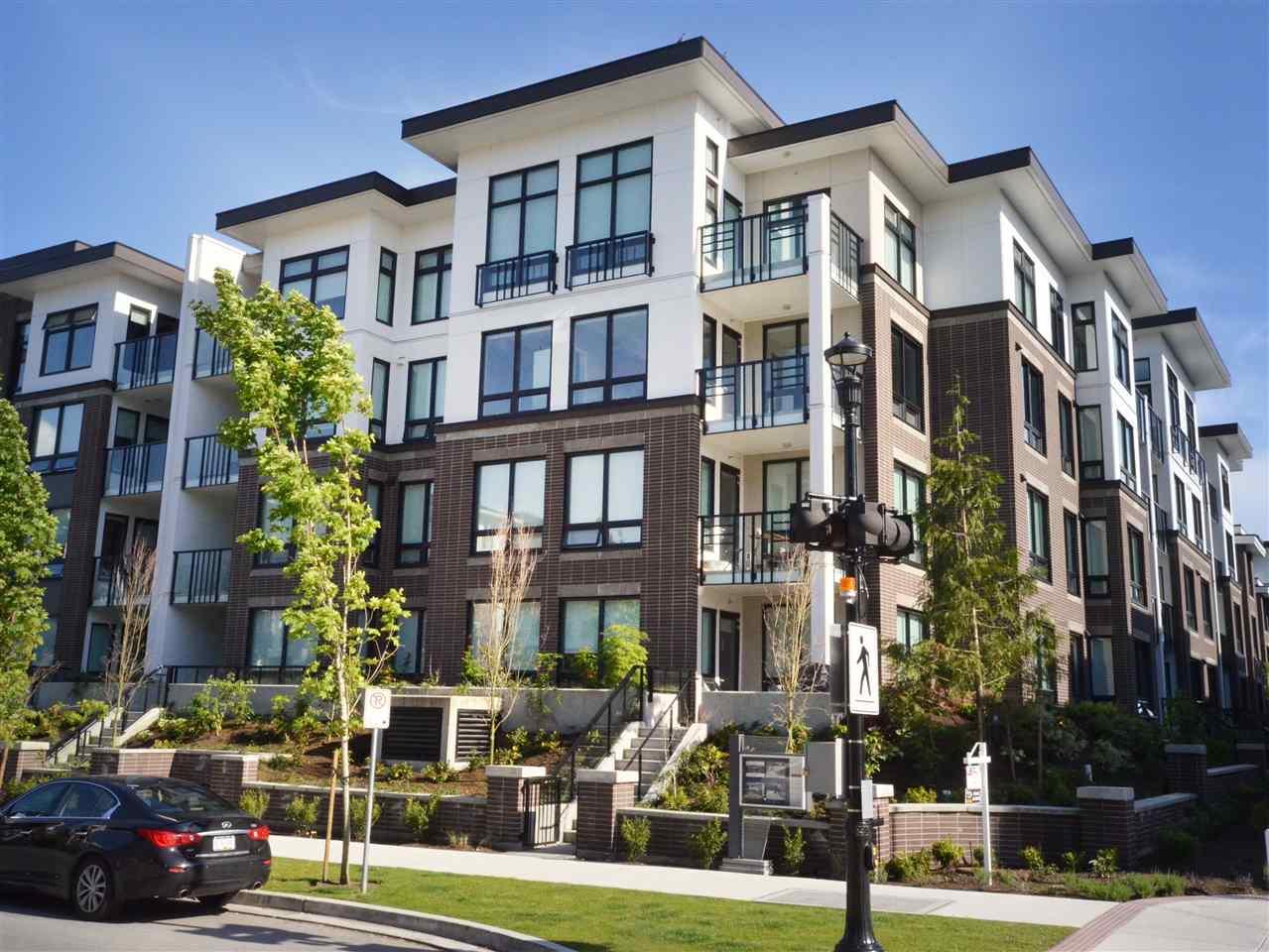 Sold: 332 - 9388 Odlin Road, Richmond, BC