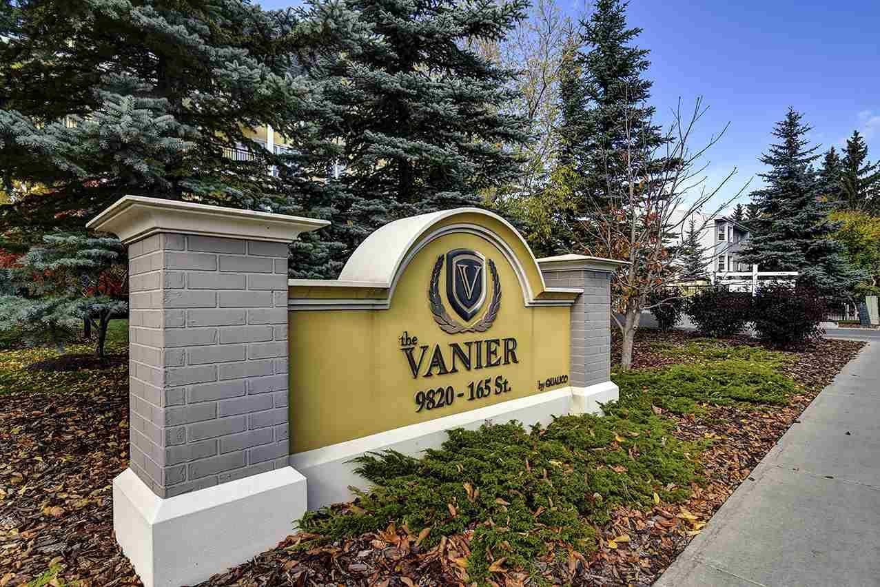 Condo for sale at 9820 165 St Nw Unit 332 Edmonton Alberta - MLS: E4183575