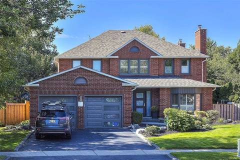 House for sale at 332 Acacia Ct Oakville Ontario - MLS: W4703597