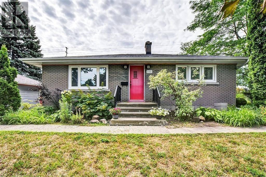House for rent at 332 Acton St Ottawa Ontario - MLS: 1174669