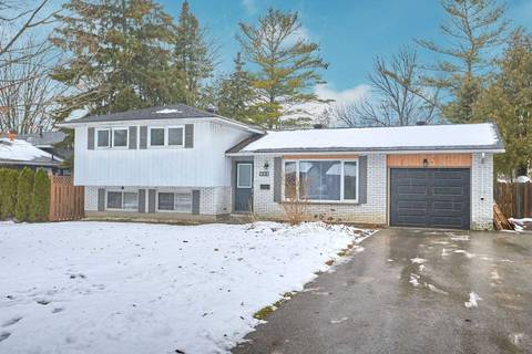 House for sale at 332 Collins Dr Orillia Ontario - MLS: S4650972