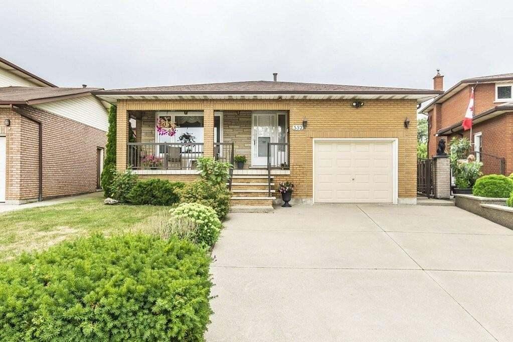 House for sale at 332 Darlington Ct Hamilton Ontario - MLS: H4084453