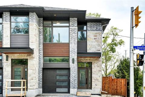 House for sale at 332 Dovercourt Ave Ottawa Ontario - MLS: 1158182