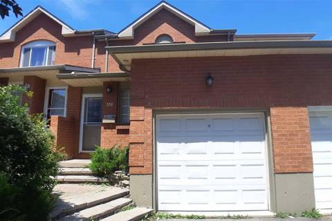 Townhouse for sale at 332 Elgin St Oshawa Ontario - MLS: E4492131