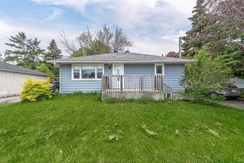 House for sale at 332 Grove St Barrie Ontario - MLS: S4486171