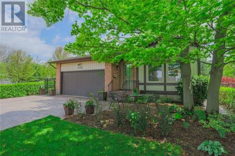 House for sale at 332 Highview Ave East London Ontario - MLS: 196059