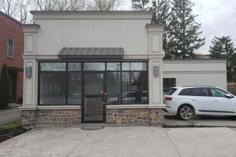 Commercial property for lease at 332 Lakeshore Rd Mississauga Ontario - MLS: W4768542