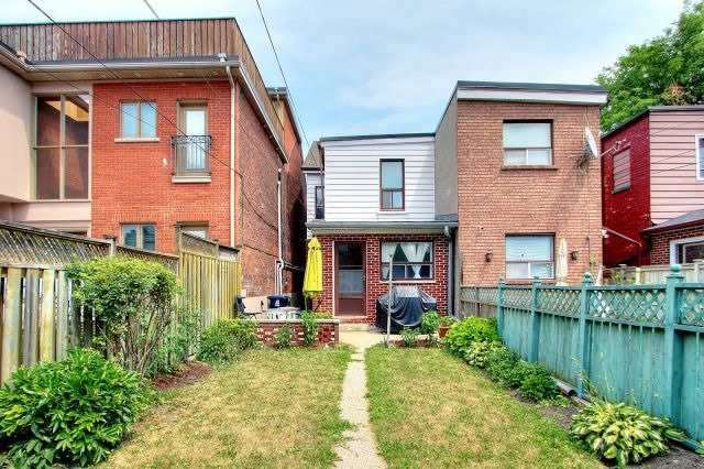 For Sale: 332 Manning Avenue, Toronto, ON | 3 Bed, 2 Bath Townhouse for $1,299,000. See 20 photos!