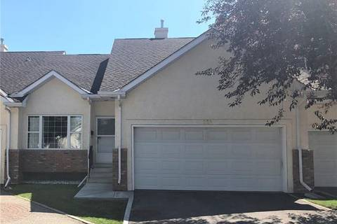 Townhouse for sale at 332 Prominence Ht Southwest Calgary Alberta - MLS: C4254401