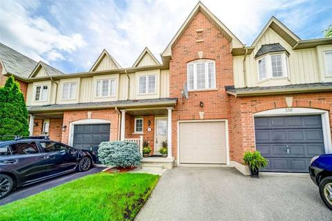 Townhouse for sale at 332 Riverstone Dr Oakville Ontario - MLS: W4572016