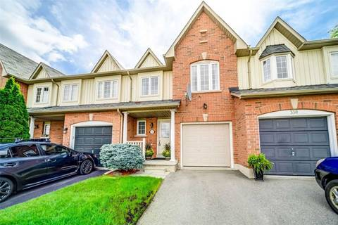 Townhouse for sale at 332 Riverstone Dr Oakville Ontario - MLS: W4633987