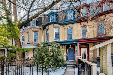 Residential property for sale at 332 Seaton St Toronto Ontario - MLS: C4696323