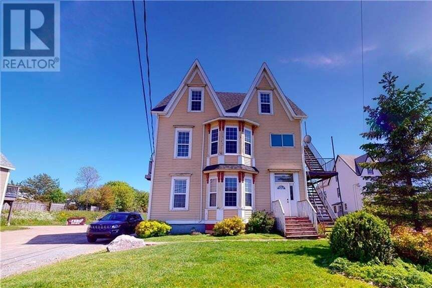Townhouse for sale at 332 Sherbrooke St Saint John New Brunswick - MLS: NB044966