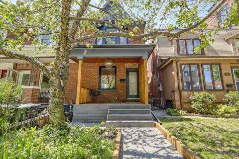 Townhouse for sale at 332 Sorauren Ave Toronto Ontario - MLS: W4769334