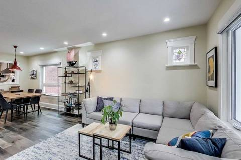 Townhouse for sale at 332 Springdale Blvd Toronto Ontario - MLS: E4456601