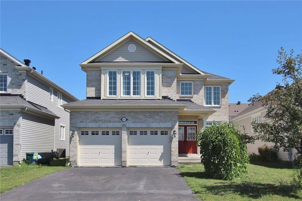 House for rent at 332 Tucana Wy Ottawa Ontario - MLS: 1166436