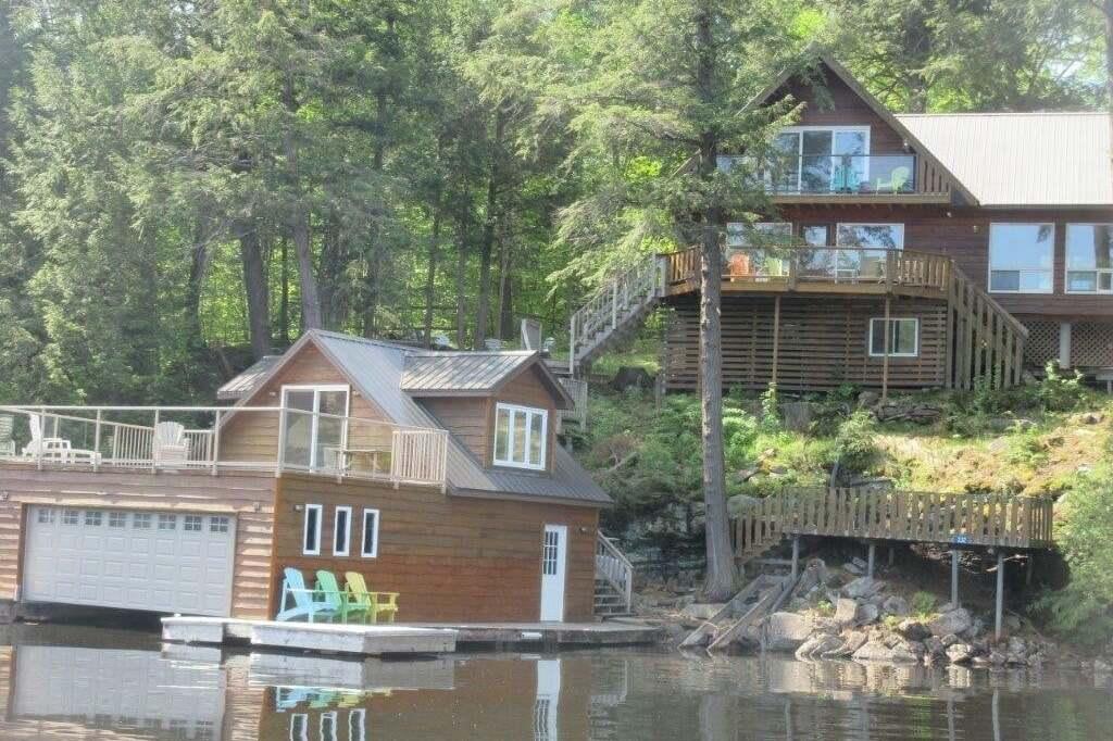 House for sale at 332 Wilson Is Bracebridge Ontario - MLS: 261803