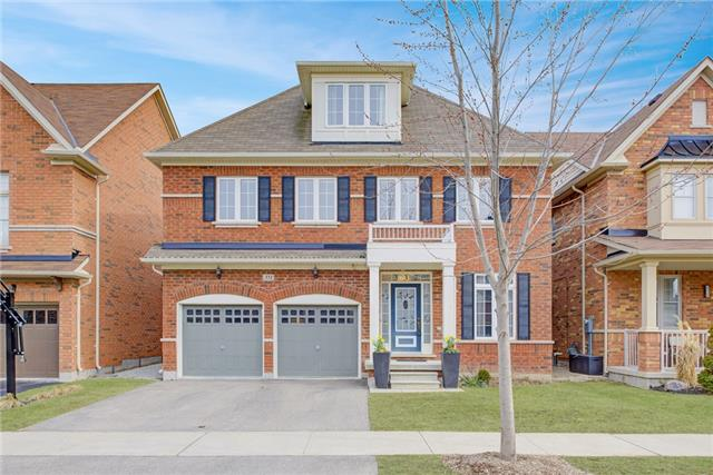 For Sale: 332 Wrigglesworth Crescent, Milton, ON | 4 Bed, 4 Bath House for $1,159,000. See 20 photos!