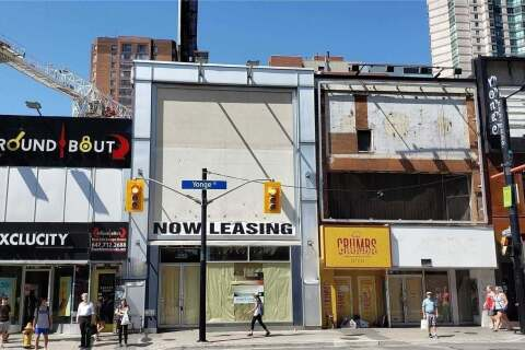 Commercial property for lease at 332 Yonge St Toronto Ontario - MLS: C4878143