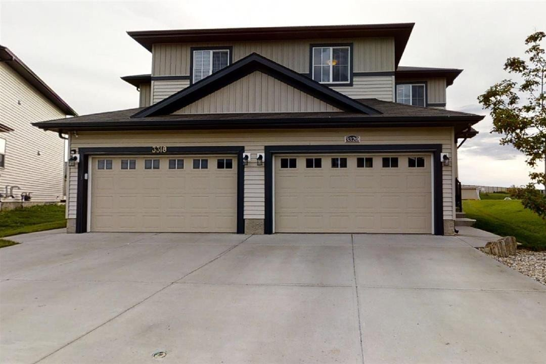 Townhouse for sale at 3320 9 St NW Edmonton Alberta - MLS: E4206789