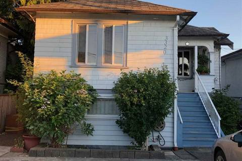 House for sale at 3320 44th Ave E Vancouver British Columbia - MLS: R2404095