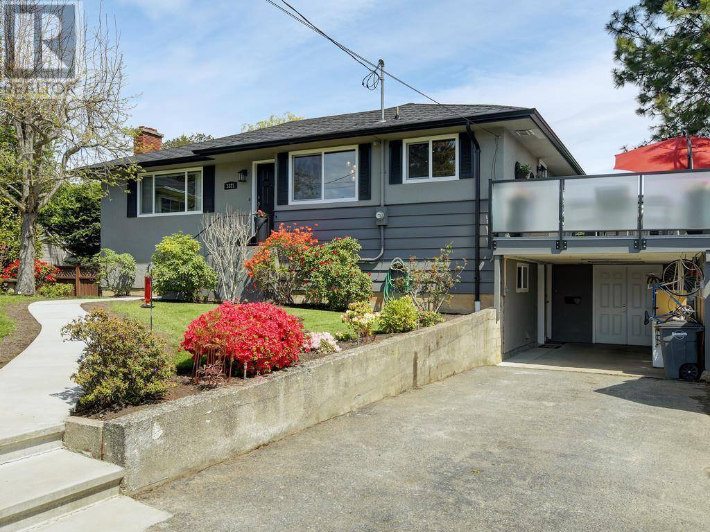 House for sale at 3321 Keats St Victoria British Columbia - MLS: 424509