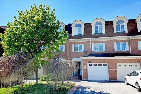Townhouse for sale at 3321 Southwick St Mississauga Ontario - MLS: W4768614