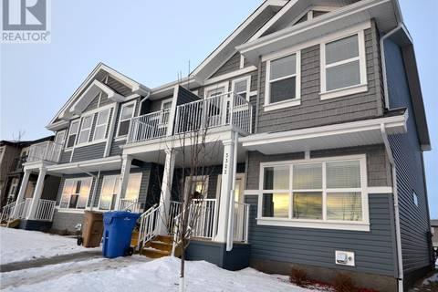 Townhouse for sale at 3322 Chuka Blvd E Regina Saskatchewan - MLS: SK790052