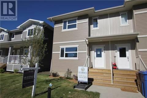 Townhouse for sale at 3322 Green Poppy St Regina Saskatchewan - MLS: SK774288