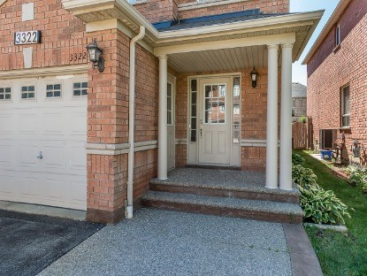 For Sale: 3322 Southwick Street, Mississauga, ON | 4 Bed, 4 Bath Townhouse for $879,000. See 20 photos!