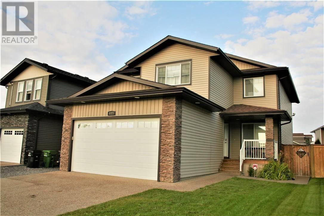 House for sale at 3323 52b St Camrose Alberta - MLS: ca0177615