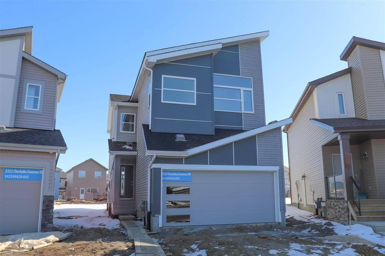 House for sale at 3323 Checknita Common Sw Edmonton Alberta - MLS: E4190784