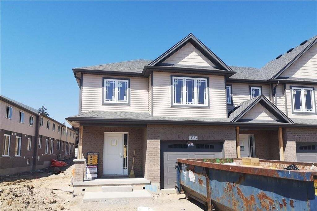 Townhouse for sale at 3323 Strawberry Wk London Ontario - MLS: H4077267