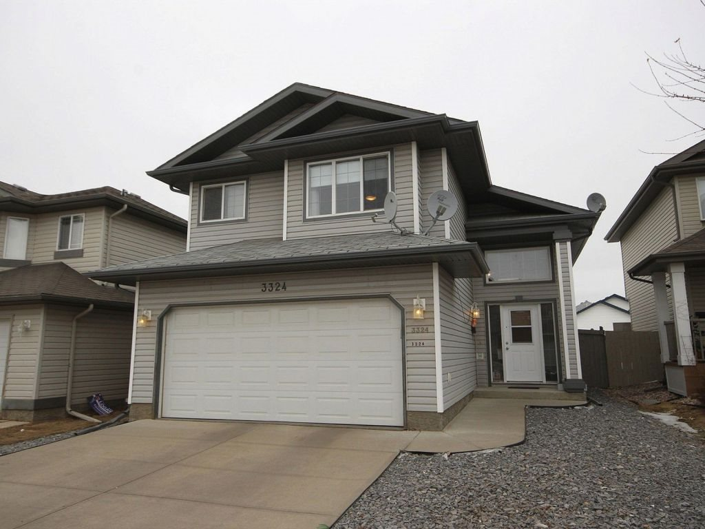 For Sale: 3324 24 Avenue, Edmonton, AB | 3 Bed, 3 Bath House for $449,000. See 20 photos!