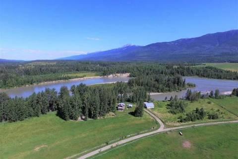 House for sale at 3325 Garrett Rd Mcbride British Columbia - MLS: R2349517