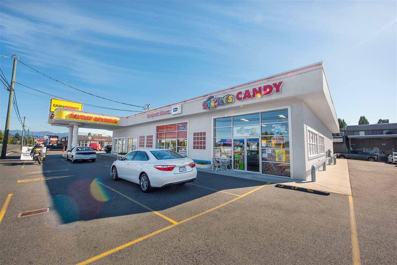 Commercial property for sale at 33258 Fraser Wy South Abbotsford British Columbia - MLS: C8024648