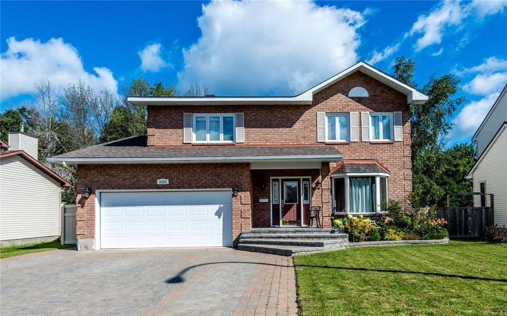 House for sale at 3326 Descotes Circ Rockland Ontario - MLS: 1169362
