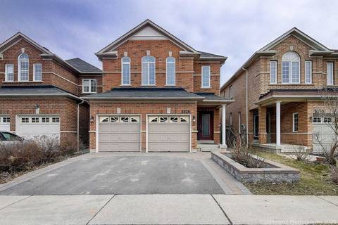 House for sale at 3326 Weatherford Rd Mississauga Ontario - MLS: W4718590