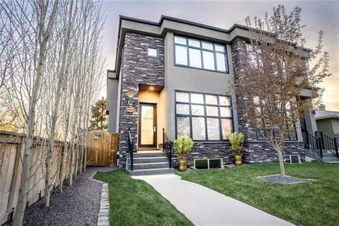 Townhouse for sale at 3327 44 St Southwest Calgary Alberta - MLS: C4245742