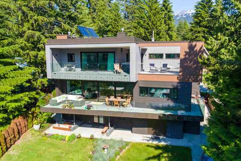 House for sale at 3327 Lakeside Rd Whistler British Columbia - MLS: R2320608
